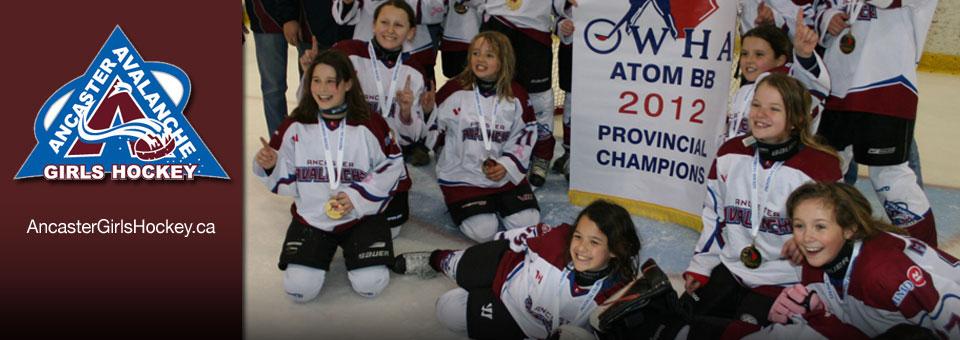 Ancaster Avalanche Girls Hockey